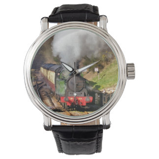 STEAM TRAINS WATCH