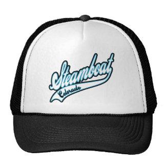 Steamboat Baseball Hat