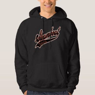 Steamboat Baseball Hoody