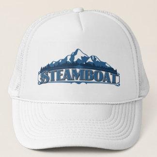 Steamboat Blue Mountain Hat