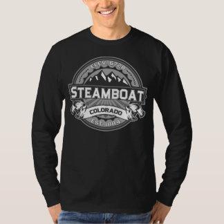 Steamboat Grey Dark Shirt