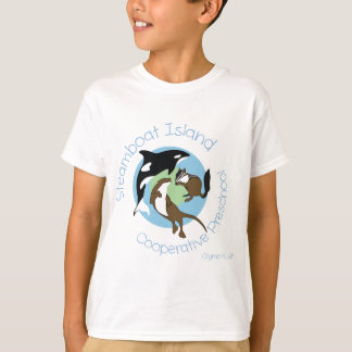 Steamboat Island Coop Preschool T-Shirt