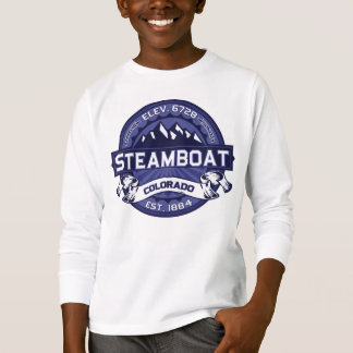 Steamboat Midnight Logo T-Shirt