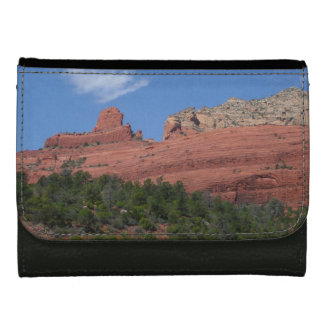 Steamboat Rock in Sedona Arizona Photography Women's Wallets