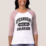 Steamboat Since 1884 Black Shirts