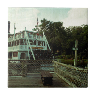 Steamboat Small Square Tile