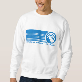 Steamboat Springs Colorado Sweatshirt