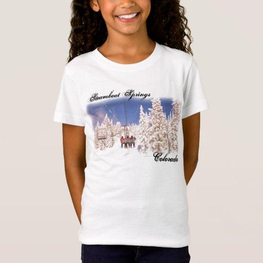 Steamboat Springs girls shirt