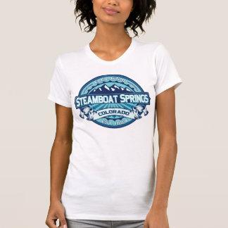 Steamboat Springs Ice Logo Tees