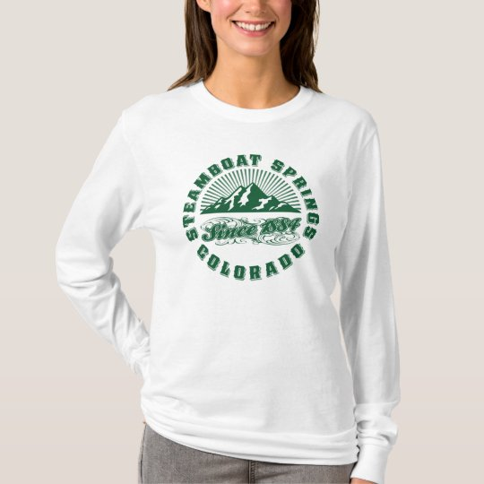 Steamboat Springs Old Stock Circle T-Shirt