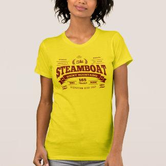 Steamboat Vintage Maroon Tshirts