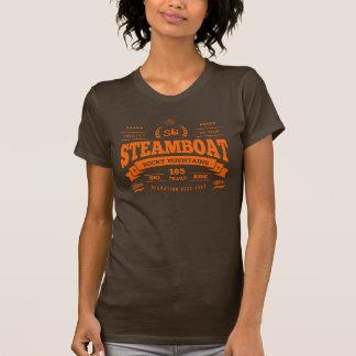 Steamboat Vintage Orange Shirt