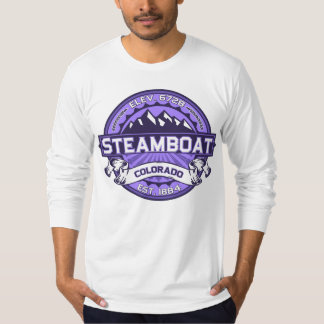 Steamboat Violet T-Shirt