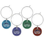 Steamboat Wine Charms