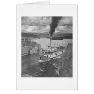 Steamboat Yukon Territory 1920 Cards