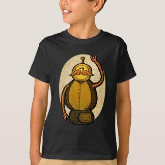 Steambot Antique Robot T-Shirt