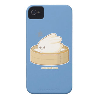 Steamed Buns iPhone 4 Case-Mate Cases