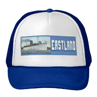 Steamer Eastland Cap
