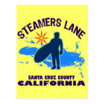 STEAMERS LANE POST CARDS