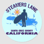 STEAMERS LANE STICKERS