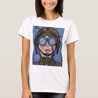 Steamface #1 Steampunk T-Shirt