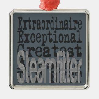 Steamfitter Extraordinaire Christmas Ornament
