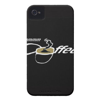 Steaming Coffee iPhone 4 Covers