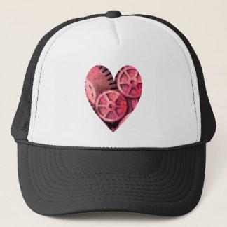 Steampink Pink Steampunk Trucker Hat