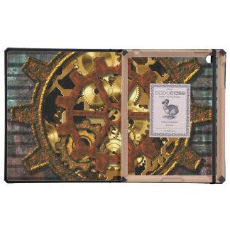 Steampunk 11 DODO iPad Folio Cases Option iPad Cover