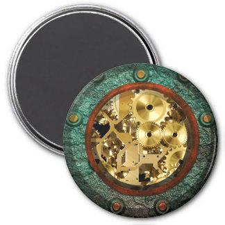 Steampunk 1B Magnet
