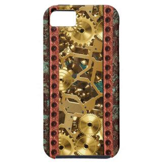 Steampunk 4 tough iPhone 5 case