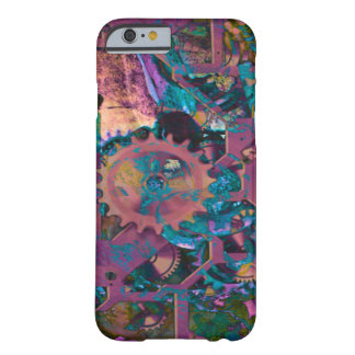 Steampunk abstract barely there iPhone 6 case