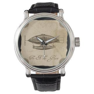 Steampunk Airship Wristwatch