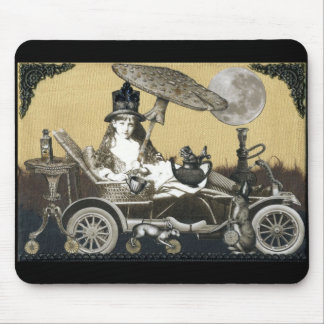 Steampunk Alice Mouse Mat