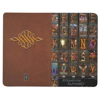 Steampunk - Alphabet - Complete Alphabet Journal
