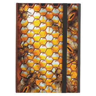 Steampunk - Apiary - The hive iPad Air Cover