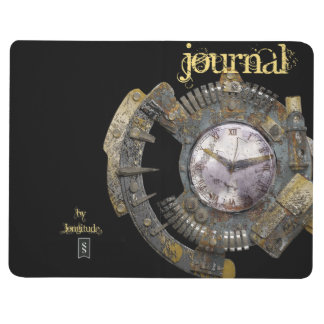 Steampunk Archaeologist's Journal
