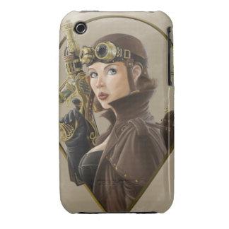 Steampunk Aviator Case-Mate Case Case-Mate iPhone 3 Cases