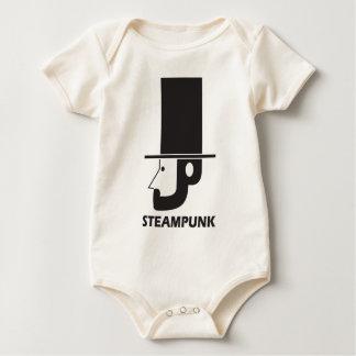 Steampunk Baby Bodysuit