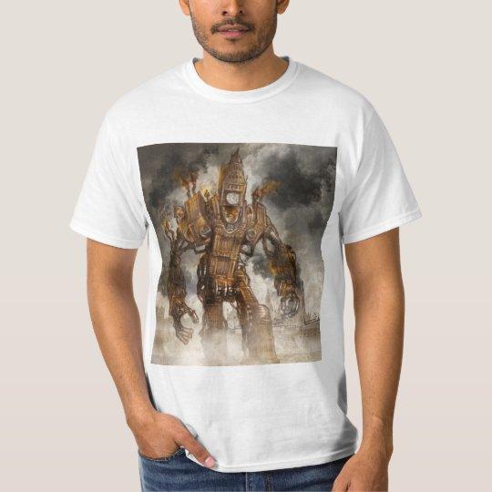 Steampunk Big Ben Shirt 2