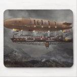 Steampunk - Blimp - Airship Maximus