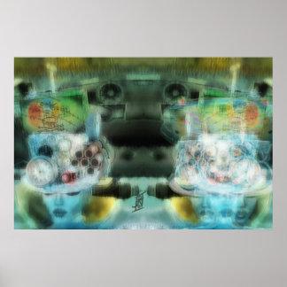 Steampunk Bomb Defuser Print