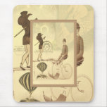 SteamPunk ~ Buggy Mouse Pad