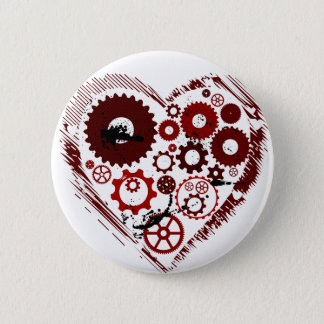 Steampunk Button