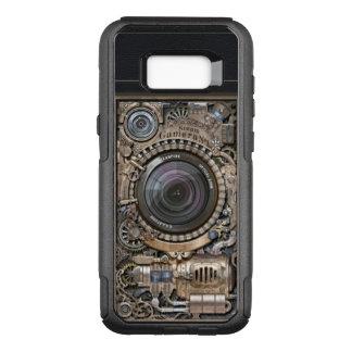 Steampunk Camera #1 by G.O.S.Studio. OtterBox Commuter Samsung Galaxy S8+ Case