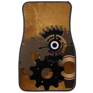 Steampunk Car Mats Floor Mat