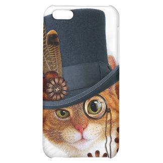 Steampunk Cat Case for iPhone iPhone 5C Case