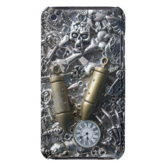 Steampunk charms barely there iPod cover