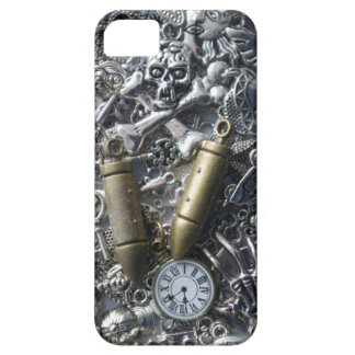 Steampunk charms iPhone 5 case