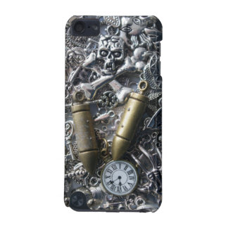 Steampunk charms iPod touch 5G covers